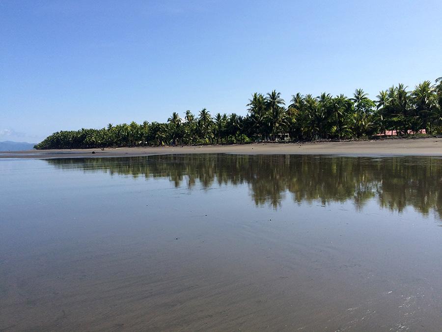 Playa Zancudo - zwischen Golfo Dulce und Rio Coto