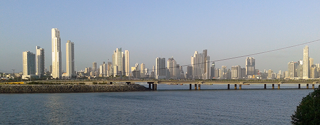 Panama City - Schwarzgeldmetropole mit viel Charme