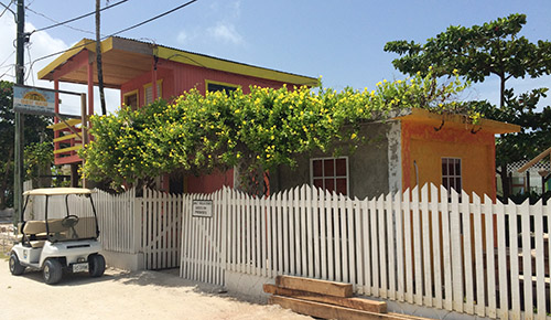 Sea n Sun Guesthouse auf Caye Caulker