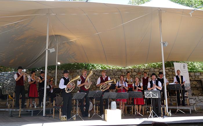 "Musikkapelle ""Brixner Böhmische"""