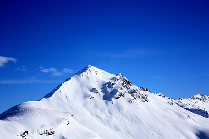 Im Südtirol scheint die Sonne auch im Winter