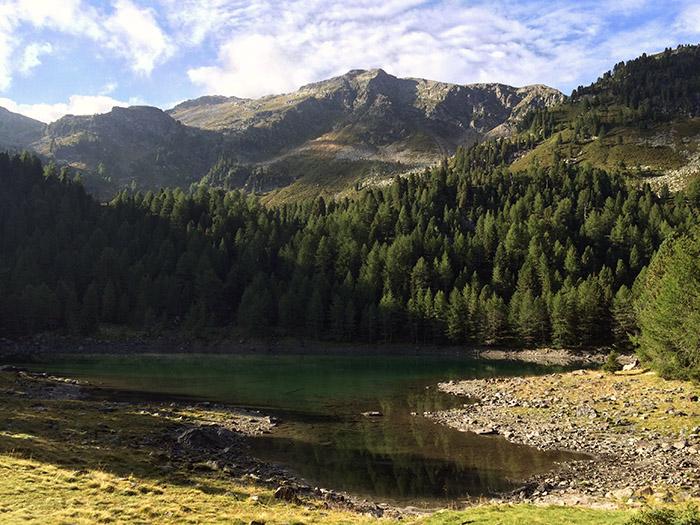 Schrüttensee - Südtirol