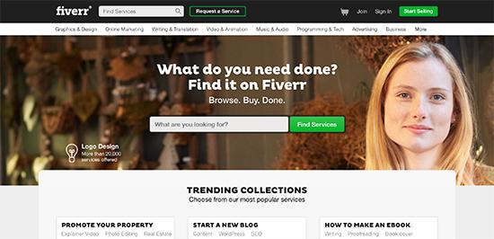 Fiverr ist zwar praktisch für den Einstieg als Freelancer, hat aber auch Nachteile