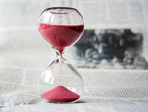 Übernimm dich nicht mit deinem Zeitversprechen