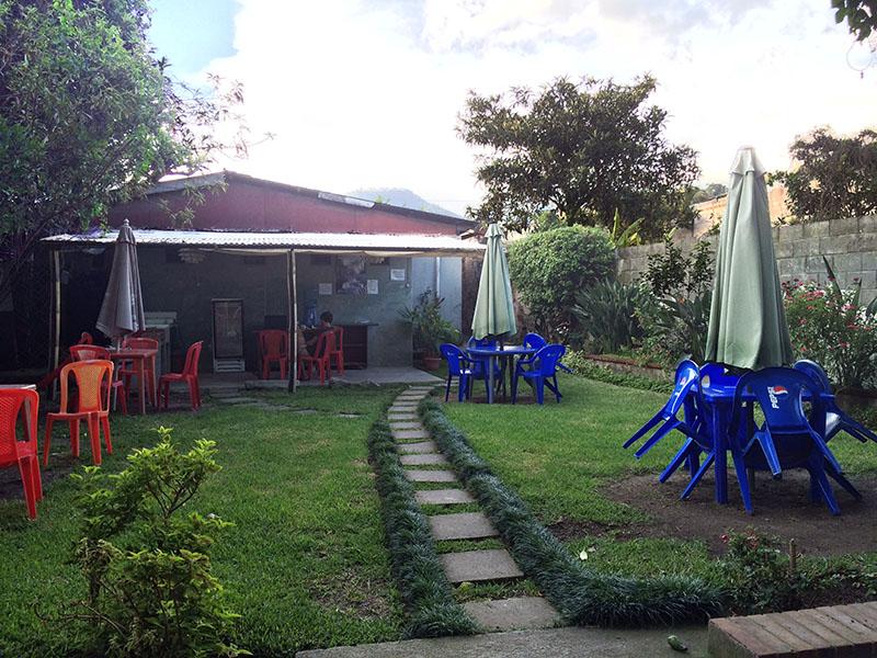 Casa Jacaranda, Antigua, Guatemala