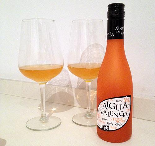 Typisches Getränk - Agua de Valencia