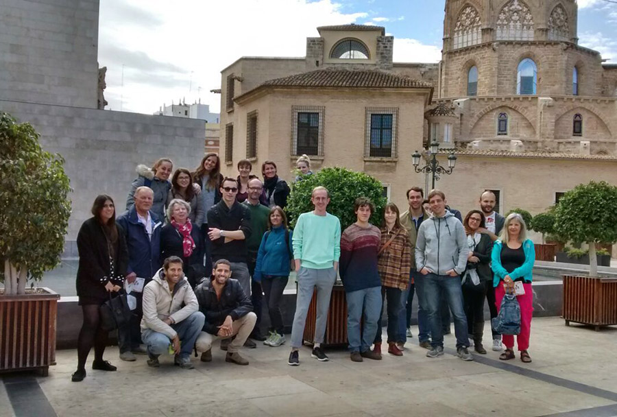 Free Walking Tour durch Valencia