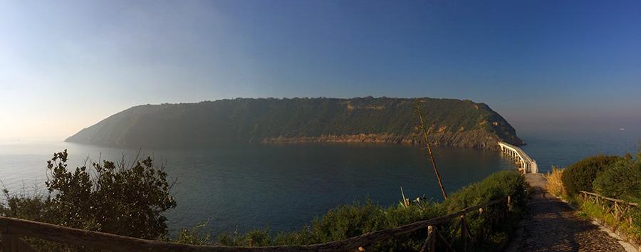 Procida - das Naturschutzgebiet Vivara
