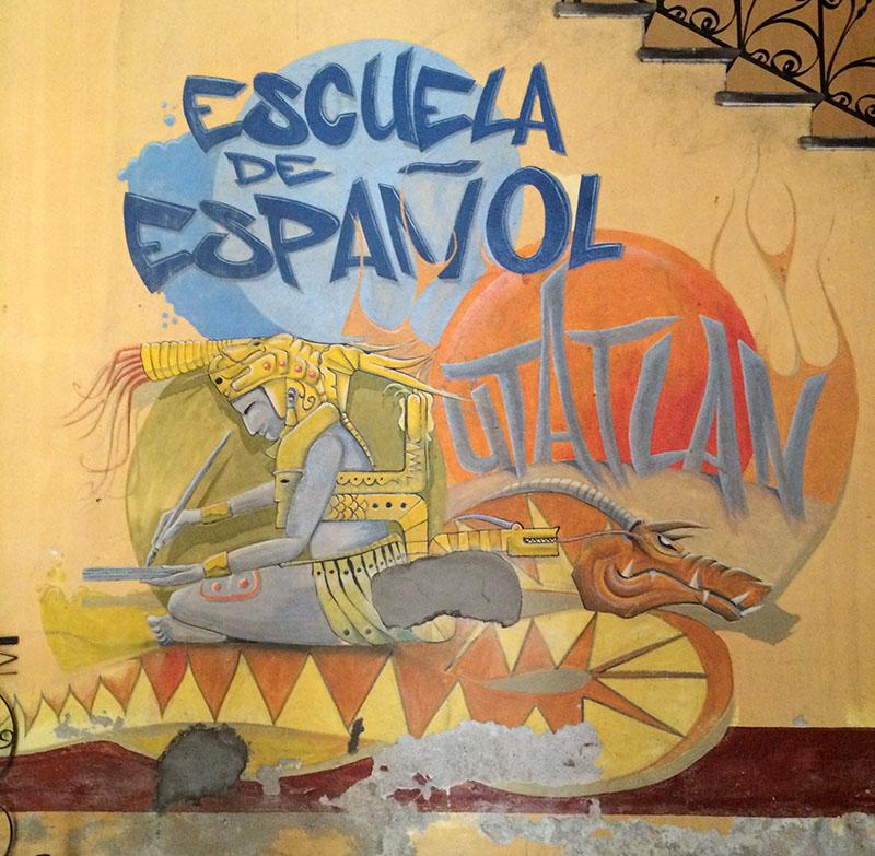 Sprachschulen gibt es in Quetzaltenango (Xela) einige