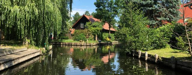 Das kleine Dorf Lehde - ein Ausflug in den Spreewald