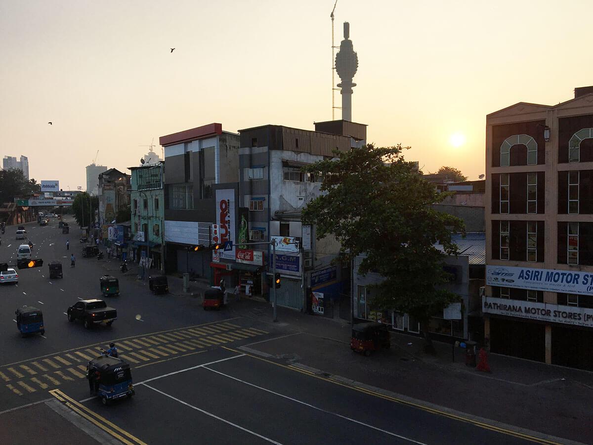 Sri Lanka Unterkunft Colombo Shalimar Hotel