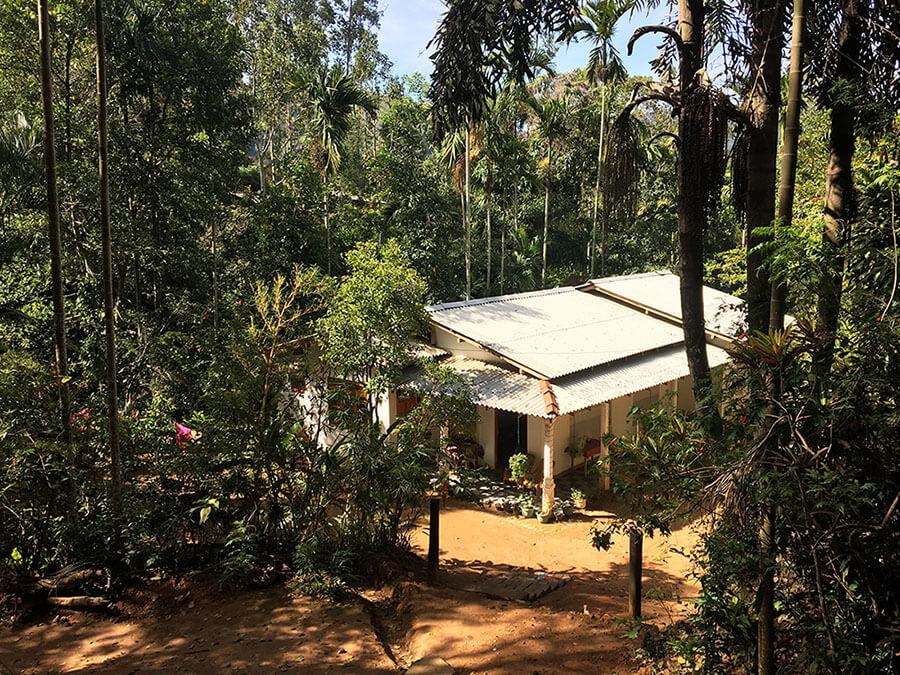 Sri Lanka Unterkunft Nature Homestay Ella