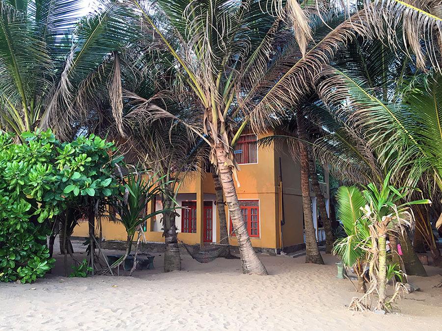 Sri Lanka Unterkunft Payagala Jasmin Garden