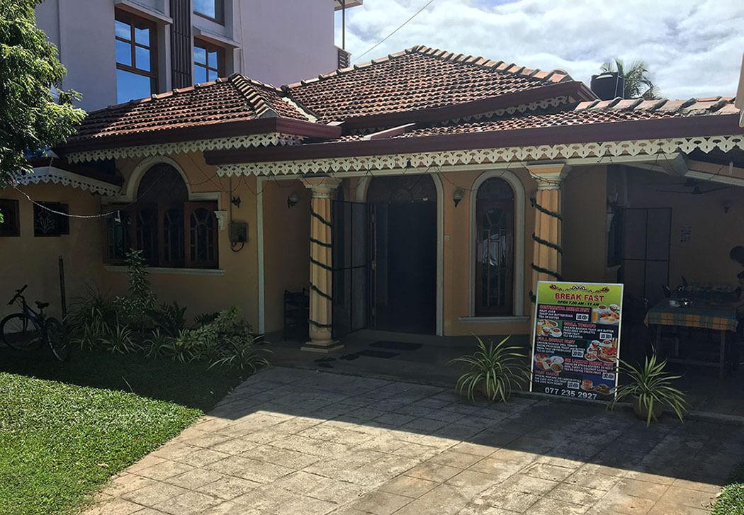 Sri Lanka Unterkunft Summer Wave Guest House in Negombo
