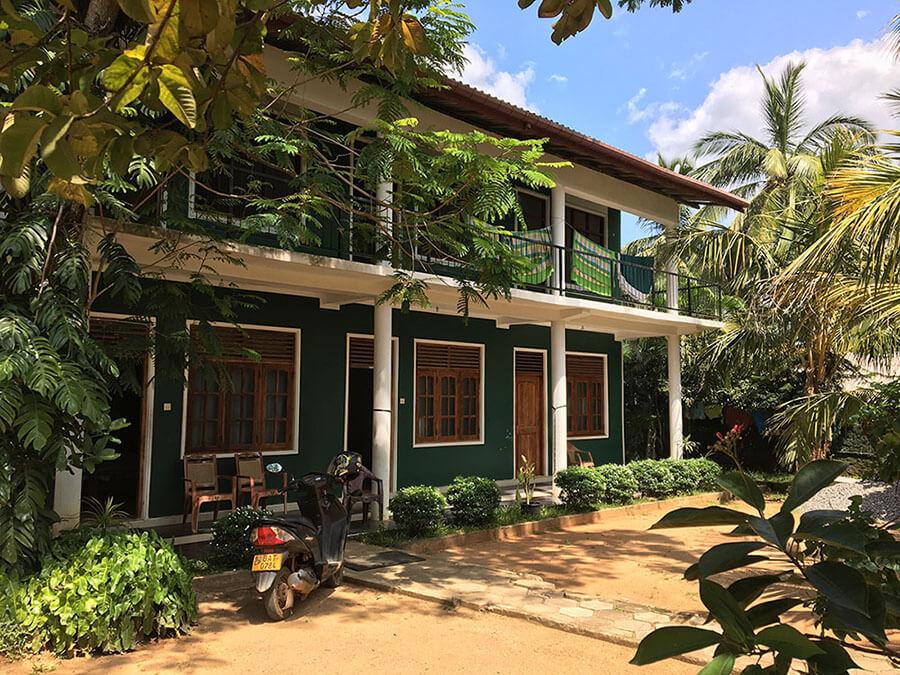 Sri Lanka Unterkunft Summerset Inn Dambulla