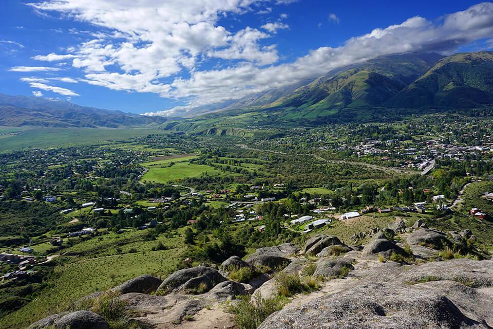 Tafí del Valle - Cerro de la Cruz - Argentinien