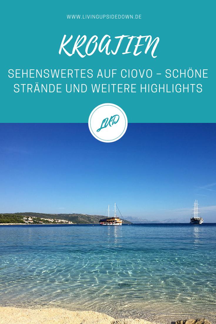 Urlaub in Kroatien: Reisetipps für die kleine Insel Ciovo vor Trogir