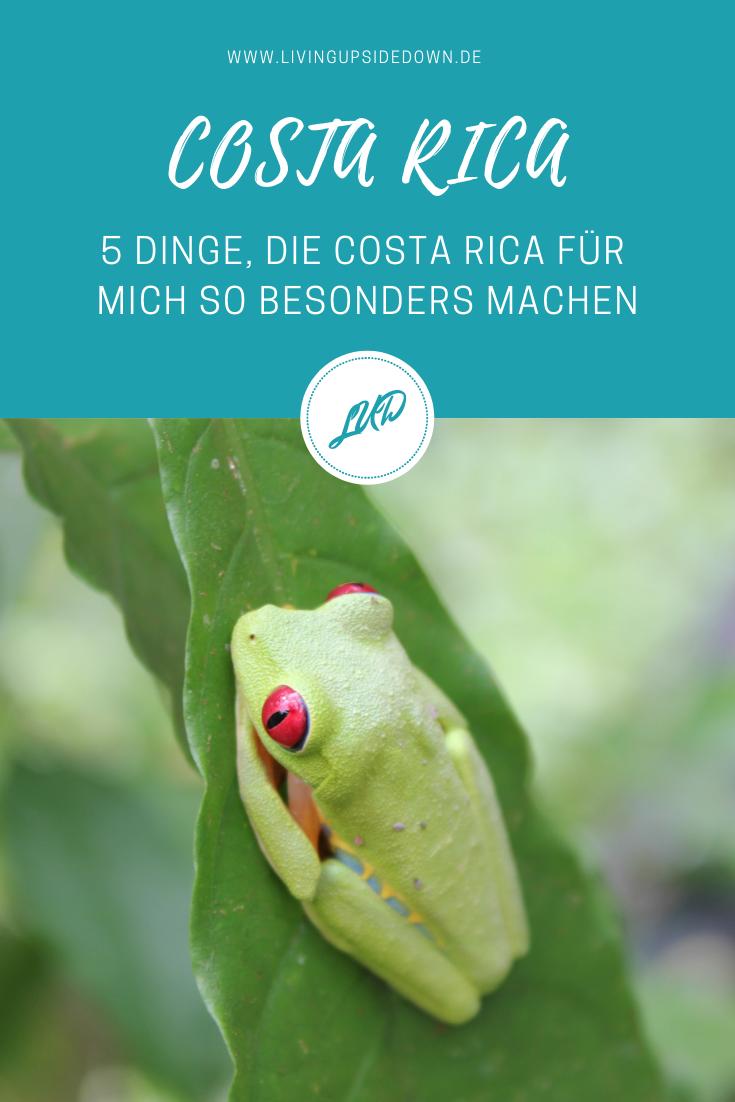 5 DINGE, DIE COSTA RICA FÜR MICH SO BESONDERS MACHEN