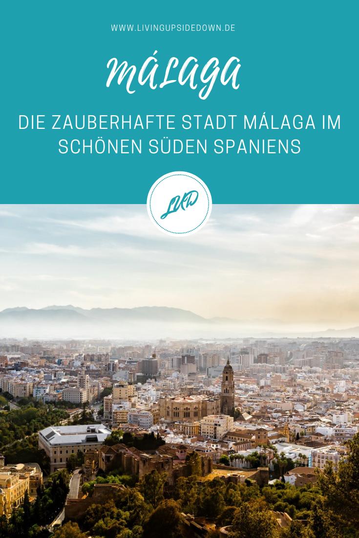 Städtetrip nach Málaga: Hier findest du alle Informationen, Tipps und Empfehlungen für deine Reise nach Málaga, Spanien