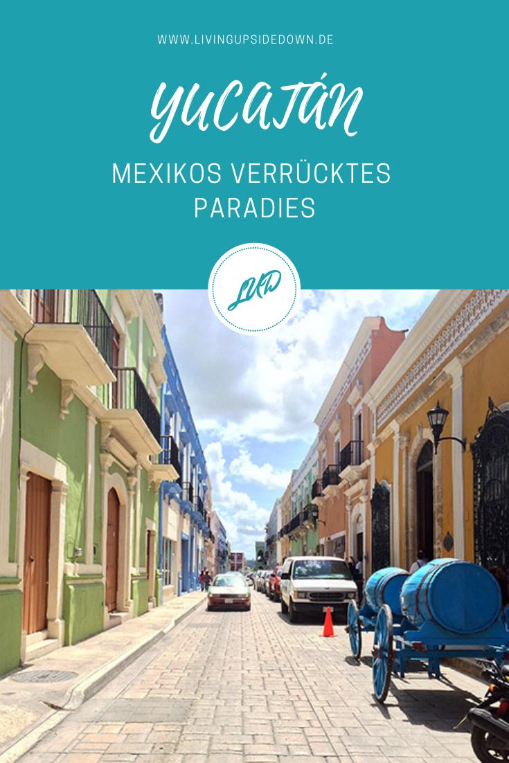Reisen in Mexiko: Hier findest du alle Informationen, Tipps und Empfehlungen für deine Rundreise durch Yucatán
