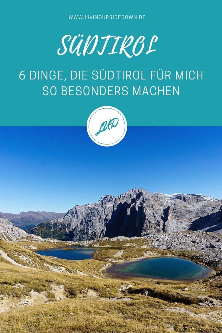 Urlaub in Südtirol: Meine Highlights und was Südtirol für mich so besonders macht - hier findest du alle Informationen für deinen Urlaub in Südtirol