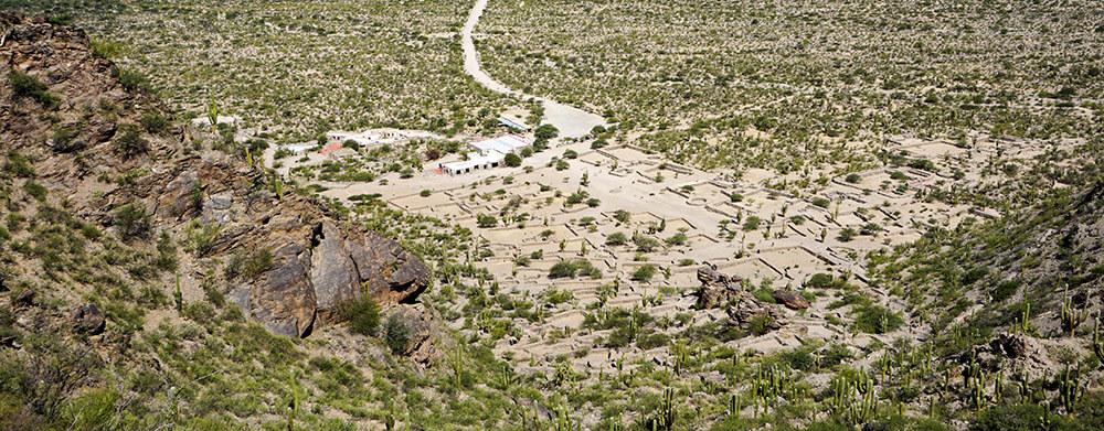 Ruinen von Quilmes im Norden von Argentinien, Ruta 40, Cafayate