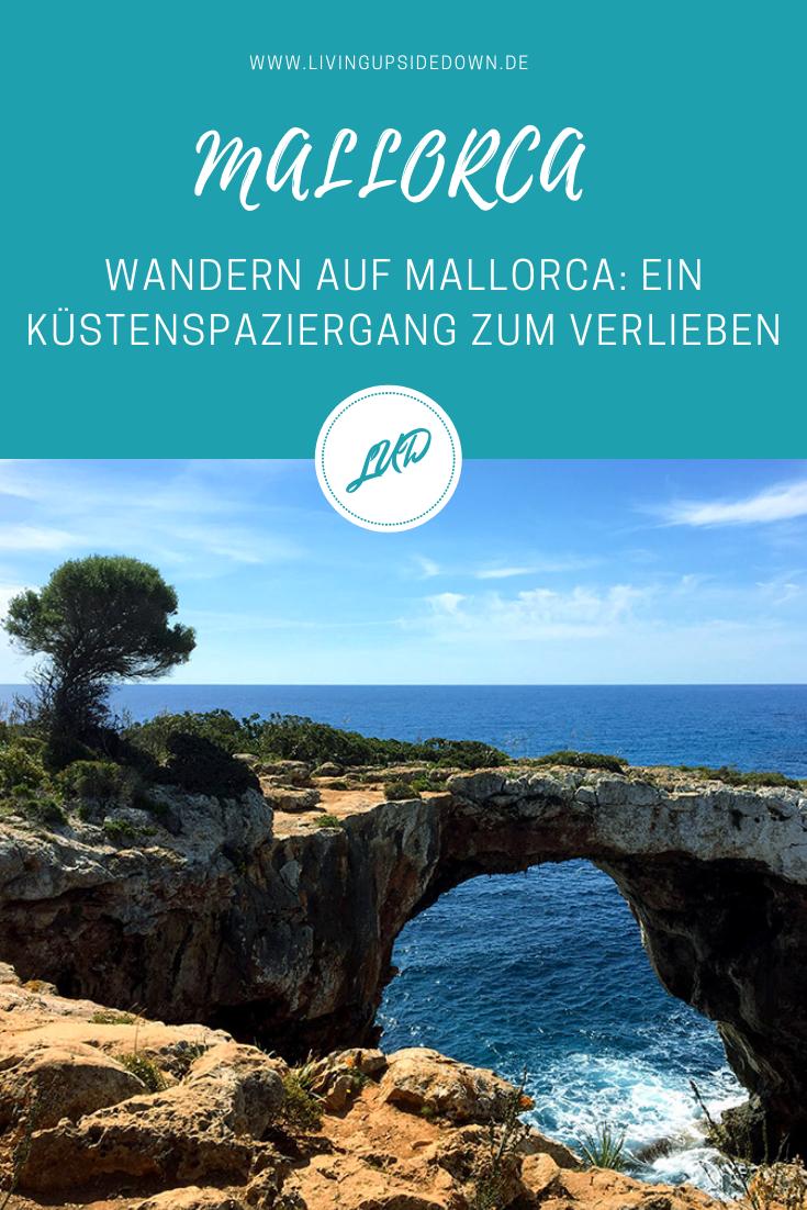 Wandern auf Mallorca: Küstenspaziergang von der Cala Romàntica zur Cala Varques - hier findest du alle Informationen für deine Wanderung