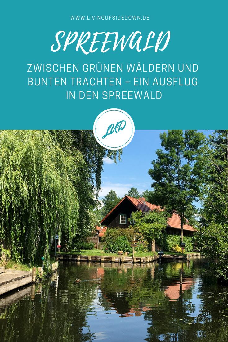 Schöne Orte in Deutschland: ein Ausflug nach Lehde in den Spreewald