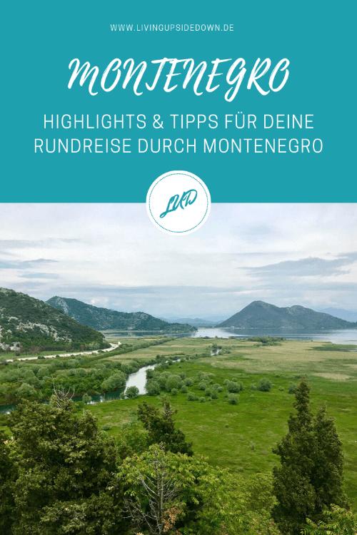 EINE RUNDREISE DURCH MONTENEGRO – SO ERKUNDEST DU DAS LAND AUF EIGENE FAUST