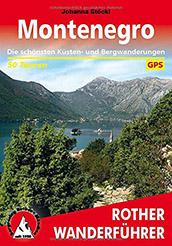 Rother Wanderführer Montenegro