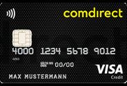 Weltweit kostenfrei Bargeld abheben mit der Kreditkarte der comdirect