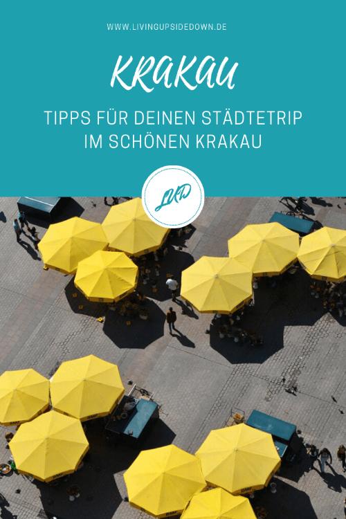 Tipps für deinen Städtetrip: Schöne Stimmung in Krakau
